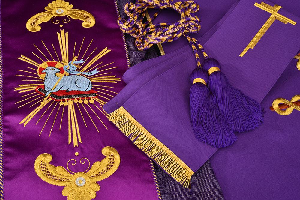 Die Liturgische Paramente