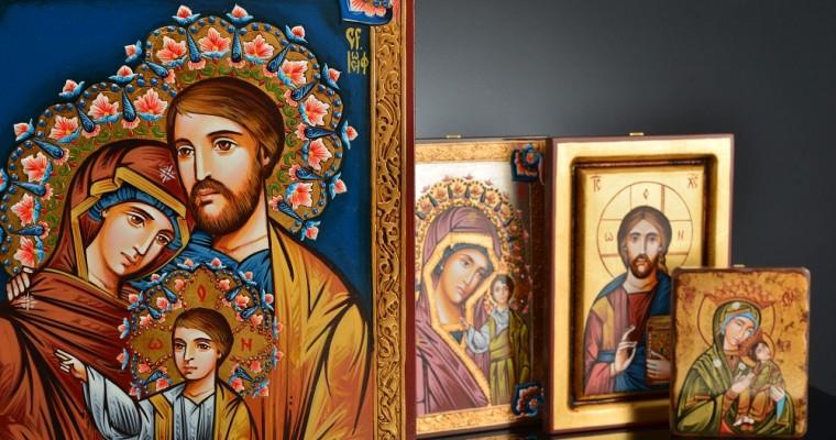 Die starke Tradition der heiligen Ikonen aus Rumänien